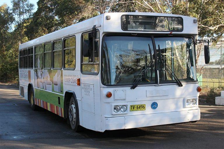 Our Fleet - Bus Fleet